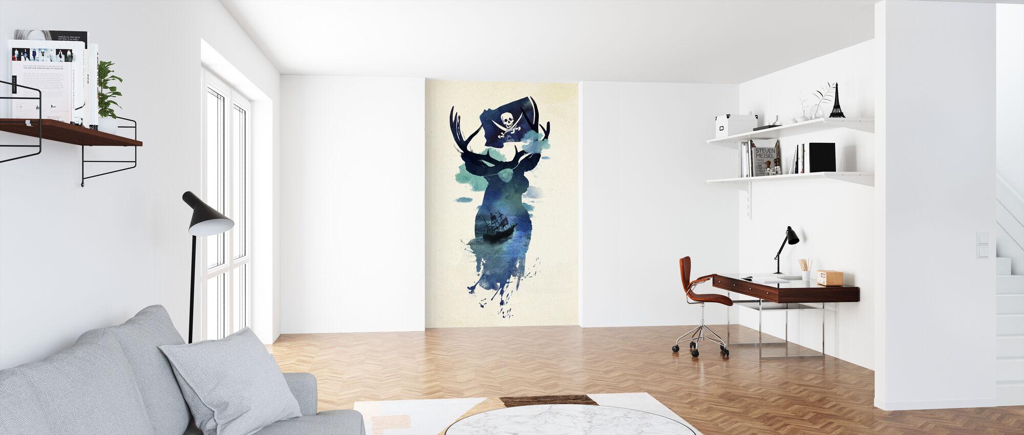Captain Hook - Wallpaper - Office