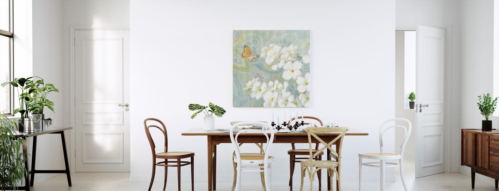 Våren dröm 1 - Canvastavla - Kök