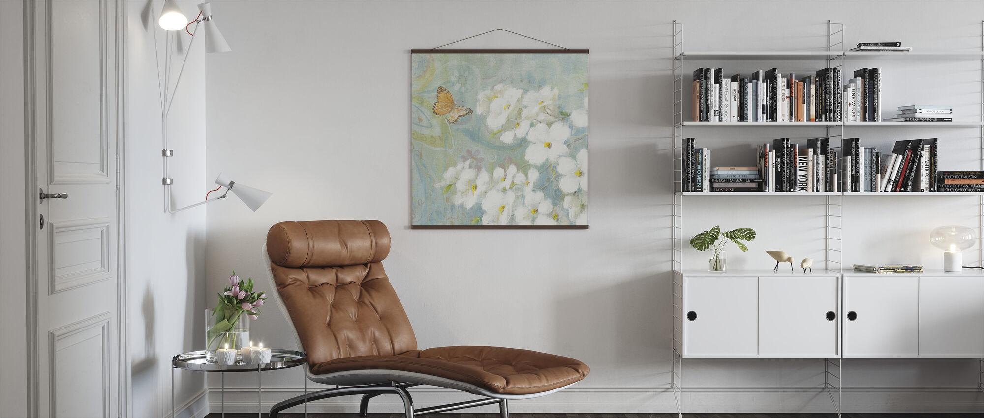 Forår drøm 1 - Plakat - Stue