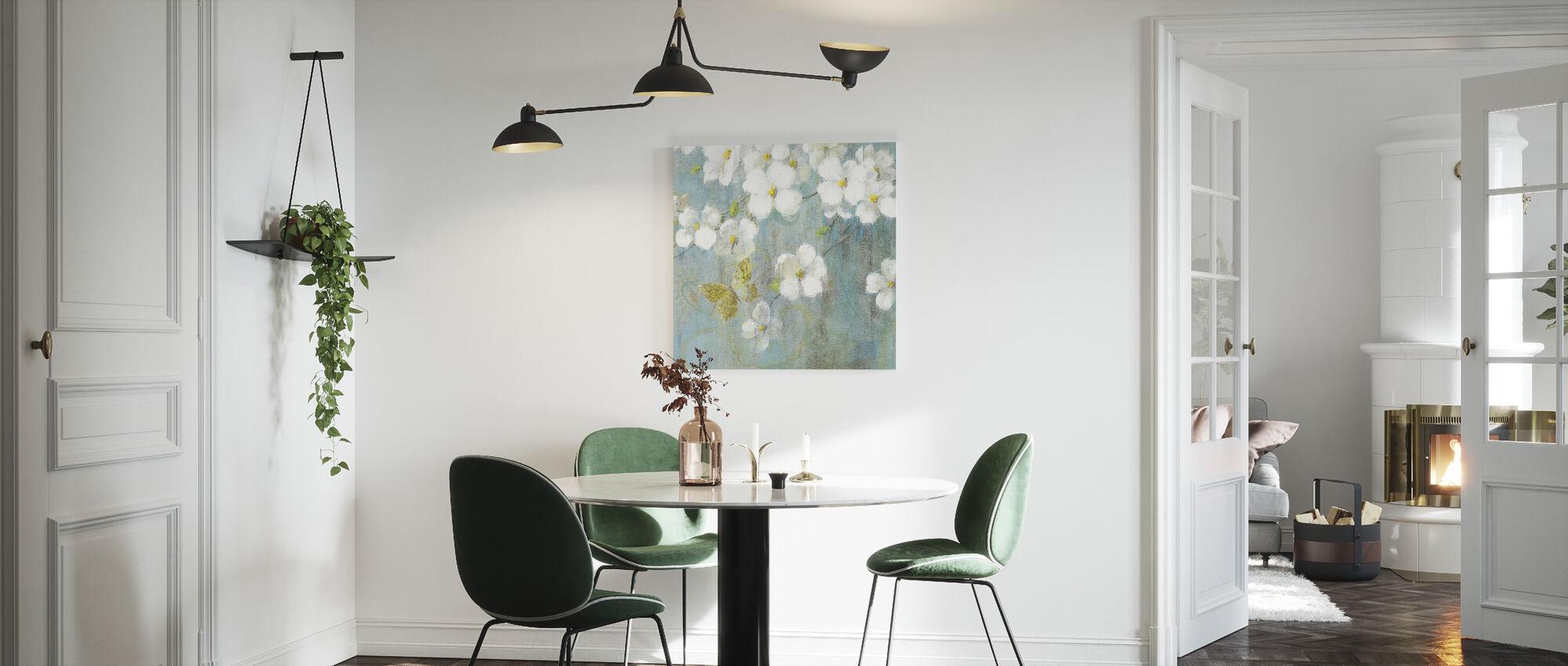 Våren dröm 2 - Canvastavla - Kök