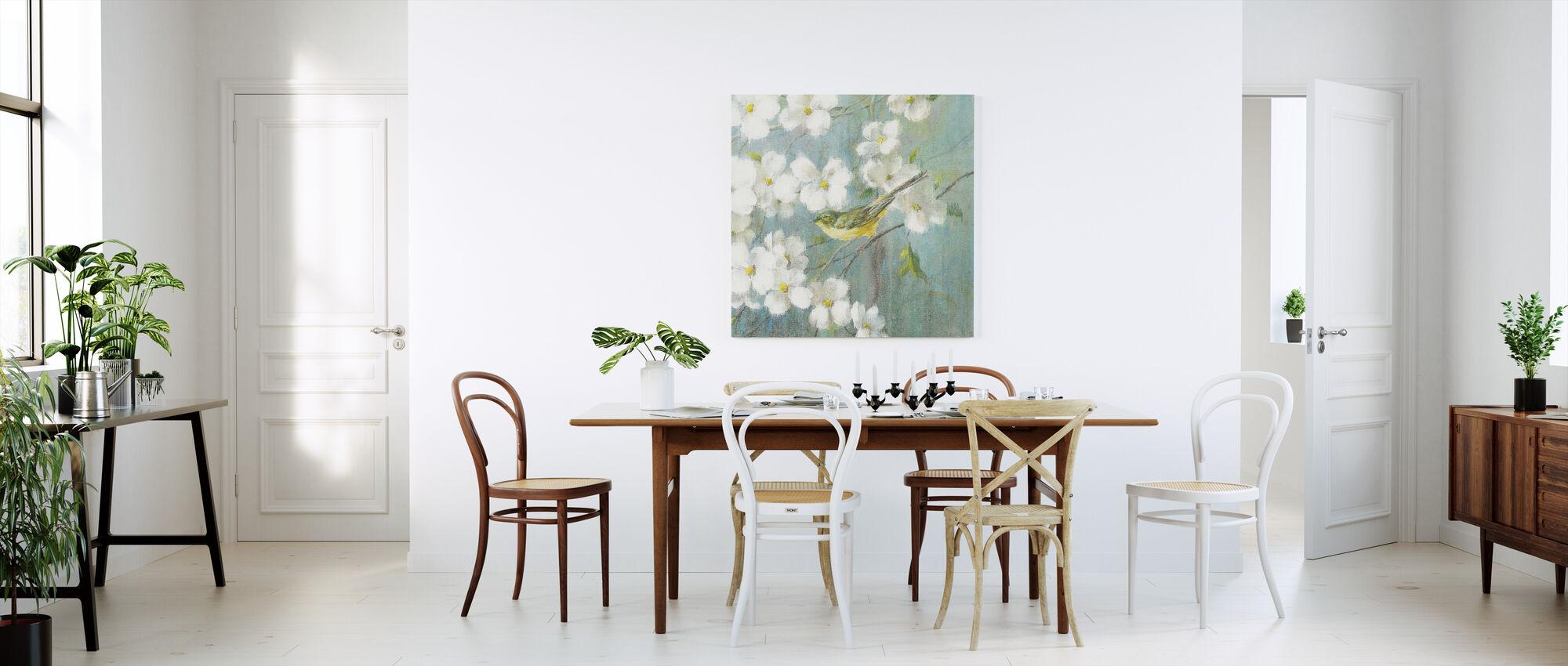 Spring Dream 4 - Canvas print - Kitchen