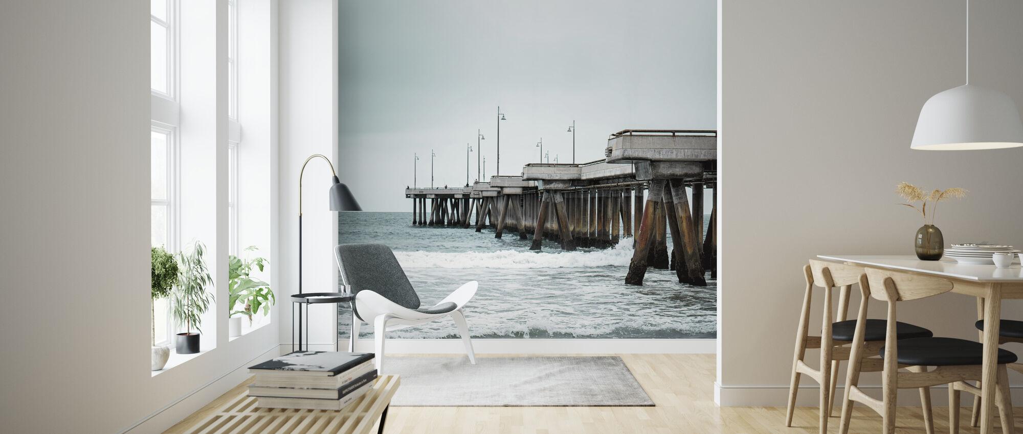 Stilla havet - Tapet - Vardagsrum