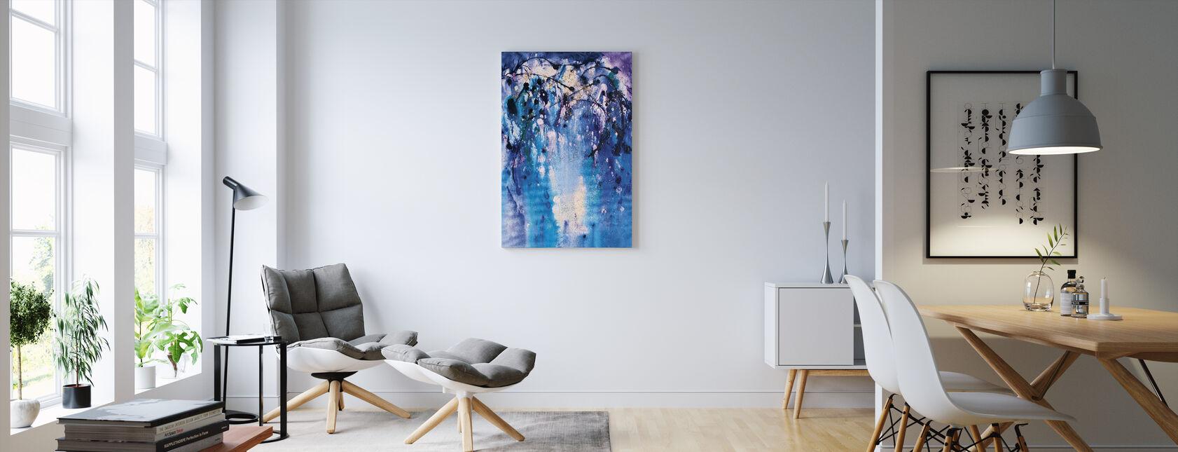 Bulletproof - Canvas print - Living Room