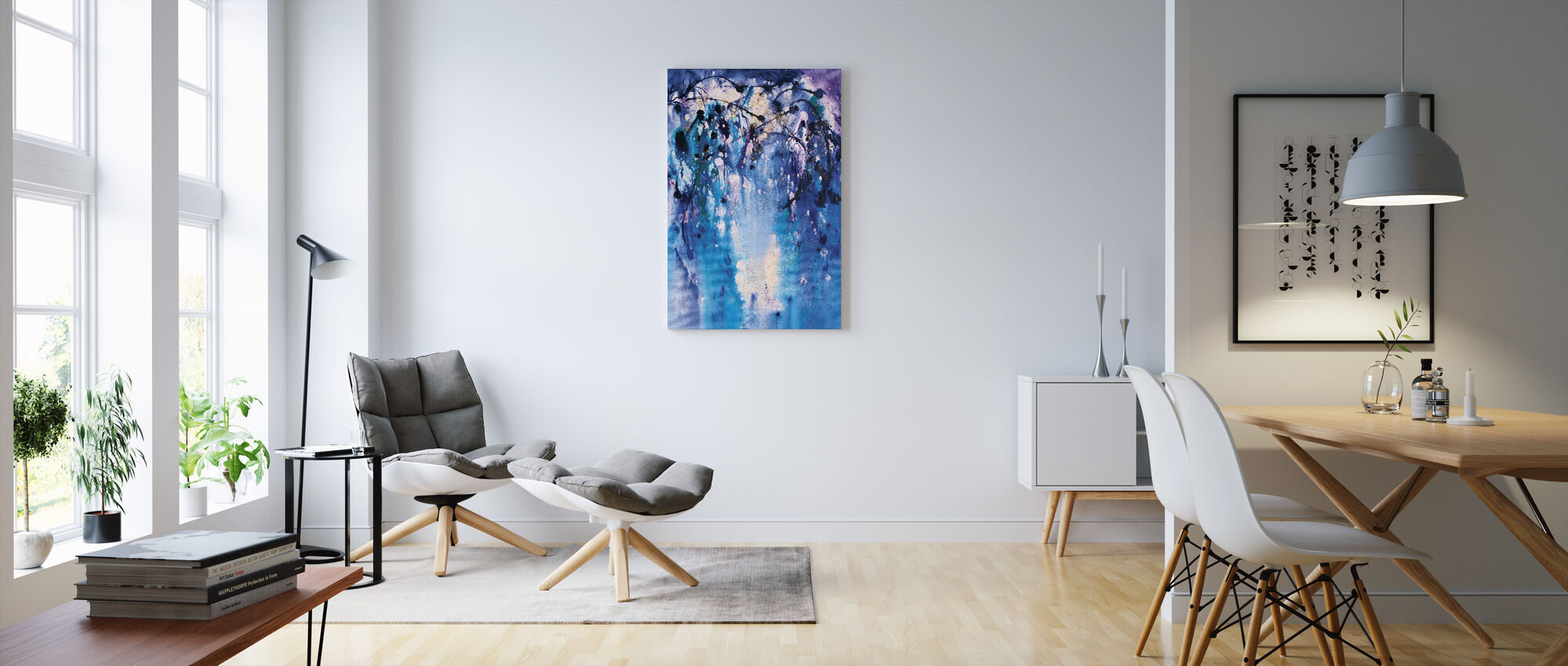 Bulletproof - Canvas print - Living Room