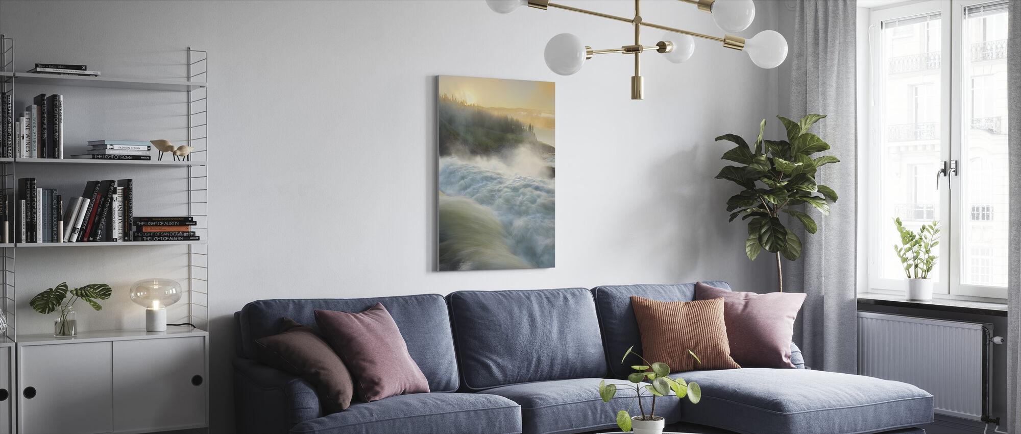 Jämtland, Zweden - Canvas print - Woonkamer