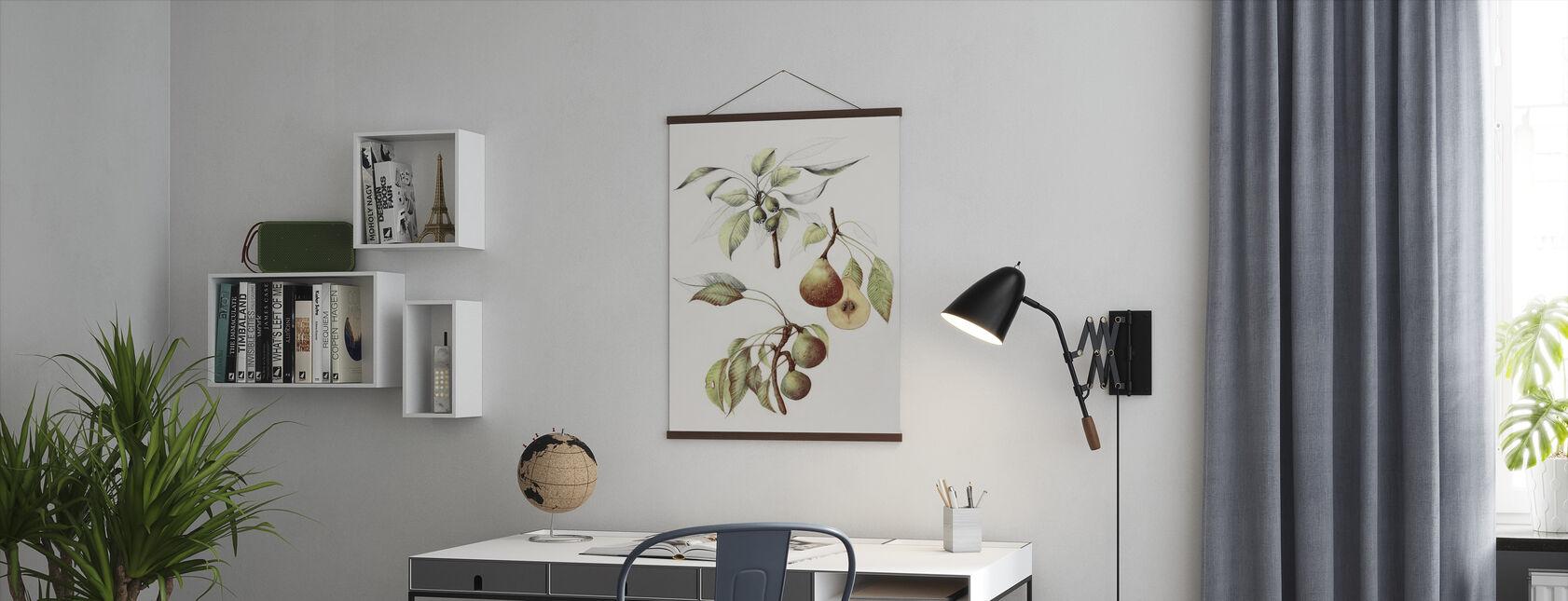 Pine Street Päron - Poster - Kontor