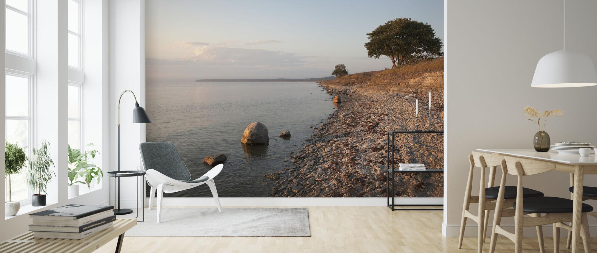 Öland Shore, Sweden - Wallpaper - Living Room