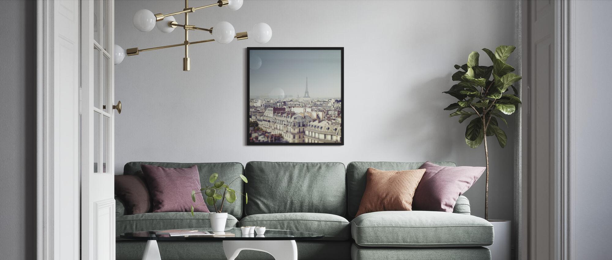 Paris Moments VI - Framed print - Living Room