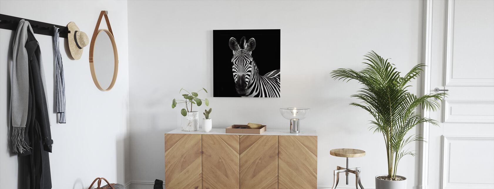 Zebra II -aukio - Canvastaulu - Aula