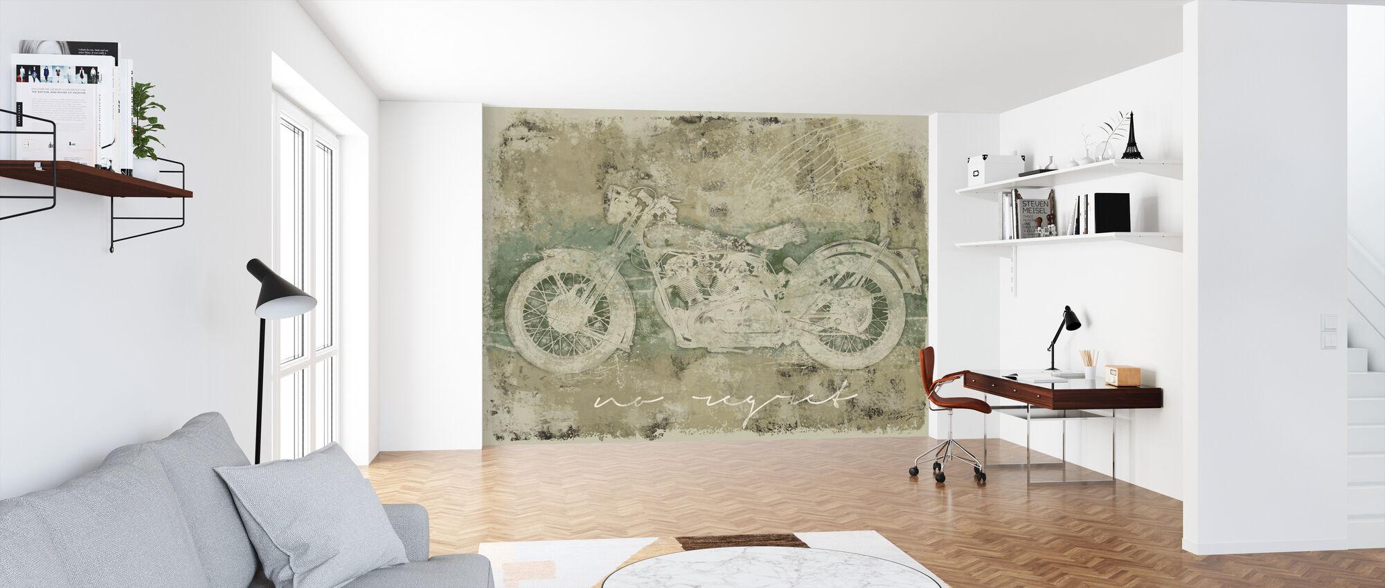 Motorsykkel uten anger - Tapet - Kontor