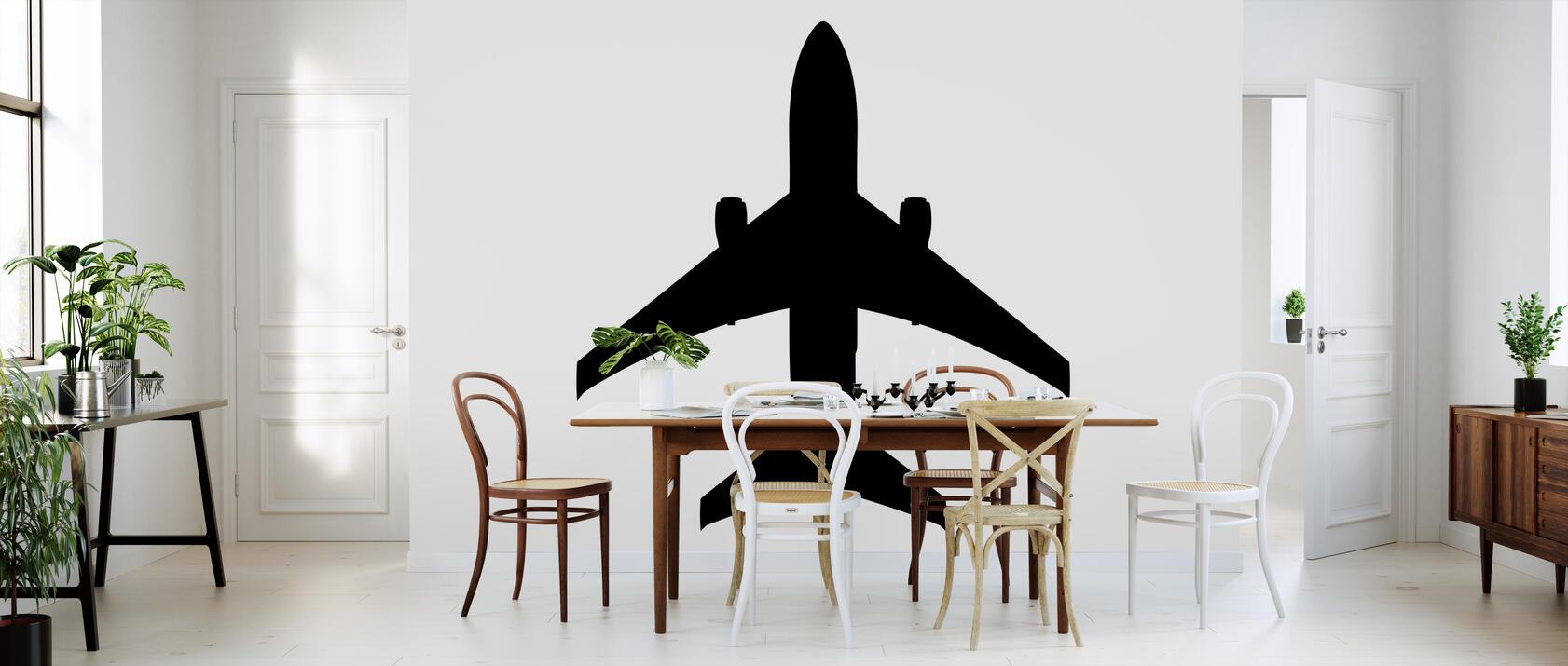 graphic plane fototapete nach ma photowall. Black Bedroom Furniture Sets. Home Design Ideas