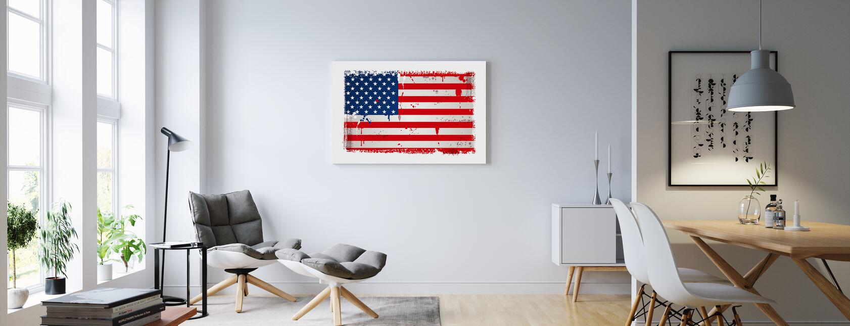 Kort og flag