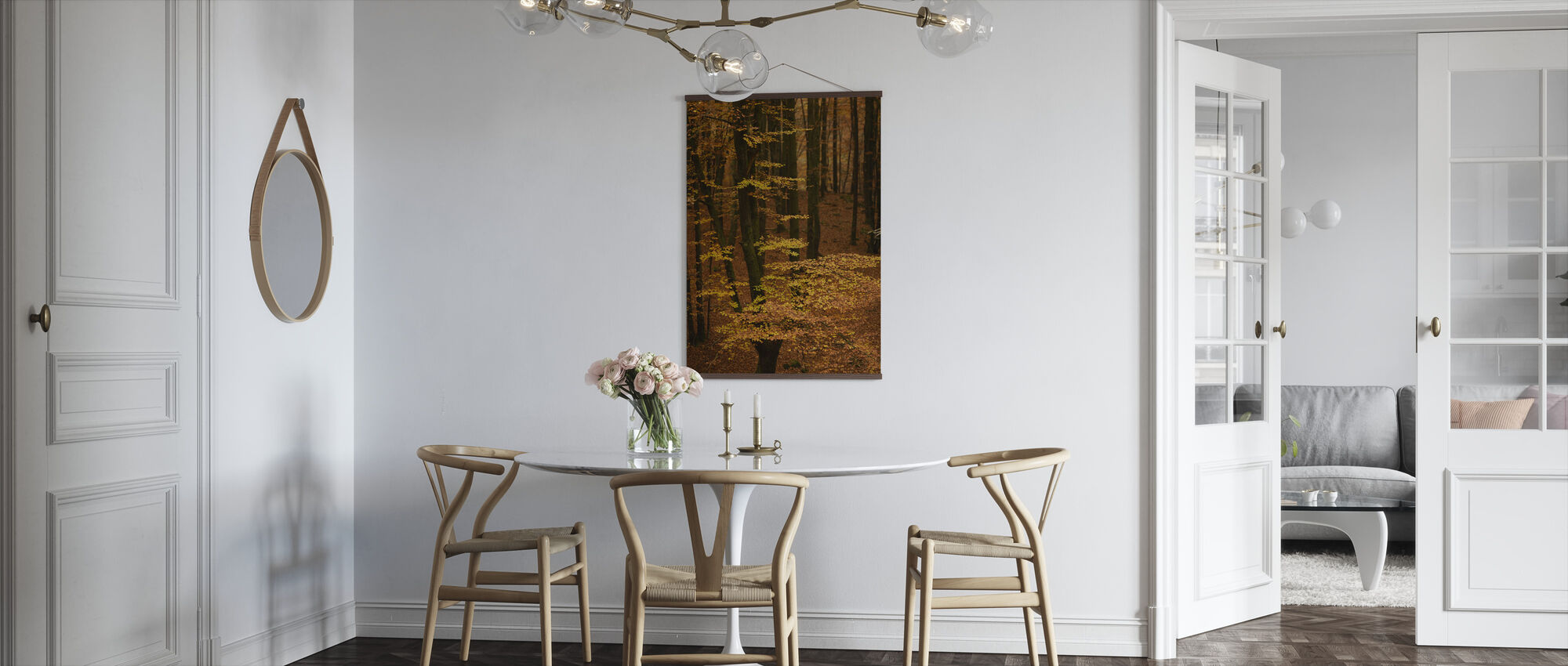 Syksyn metsä - Juliste - Keittiö