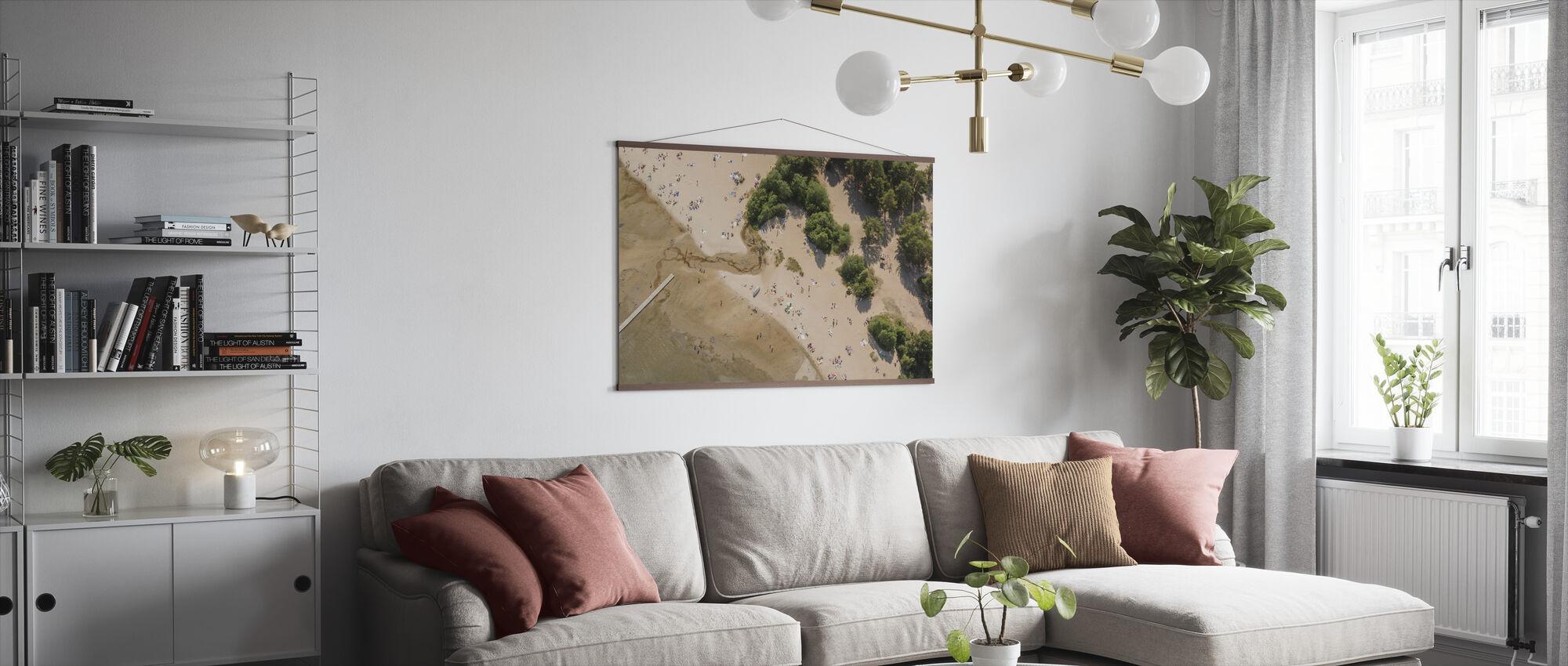 Bergafjärden in Medelpad, Sweden, Europe - Poster - Living Room