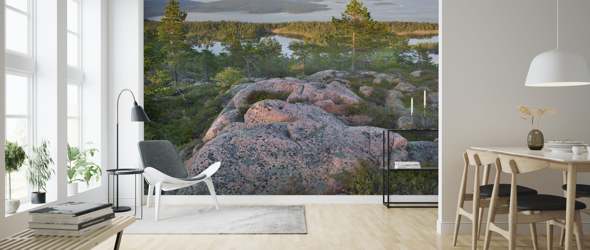 Skuleskogen National Park, Sweden - Wallpaper - Living Room