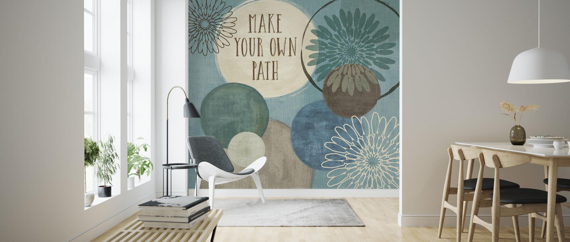 Make Your Own Path Inrichten Met Fotobehang Photowall
