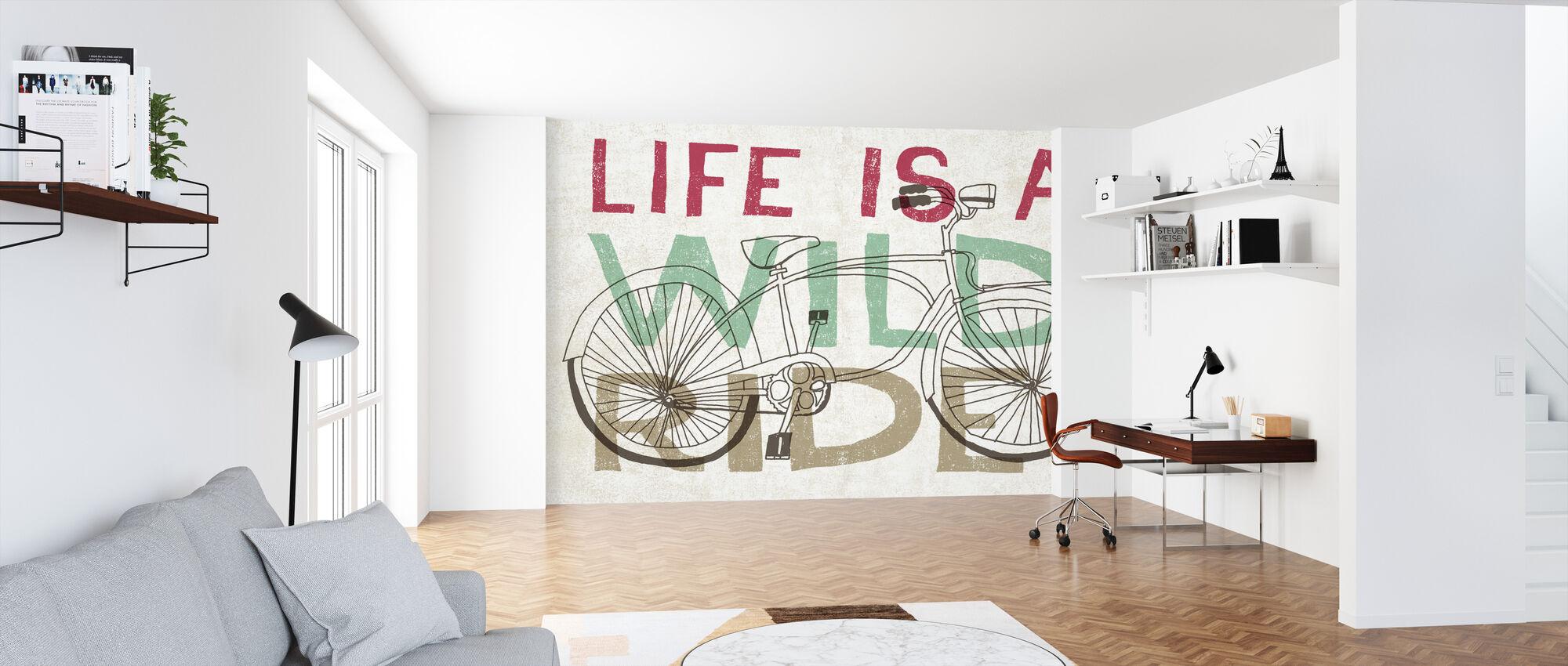 Road Trip - Wild Ride - Wallpaper - Office