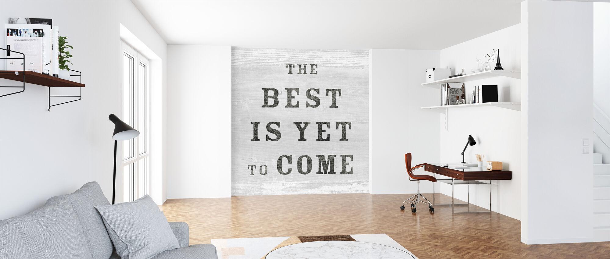 De Beste - Behang - Kantoor