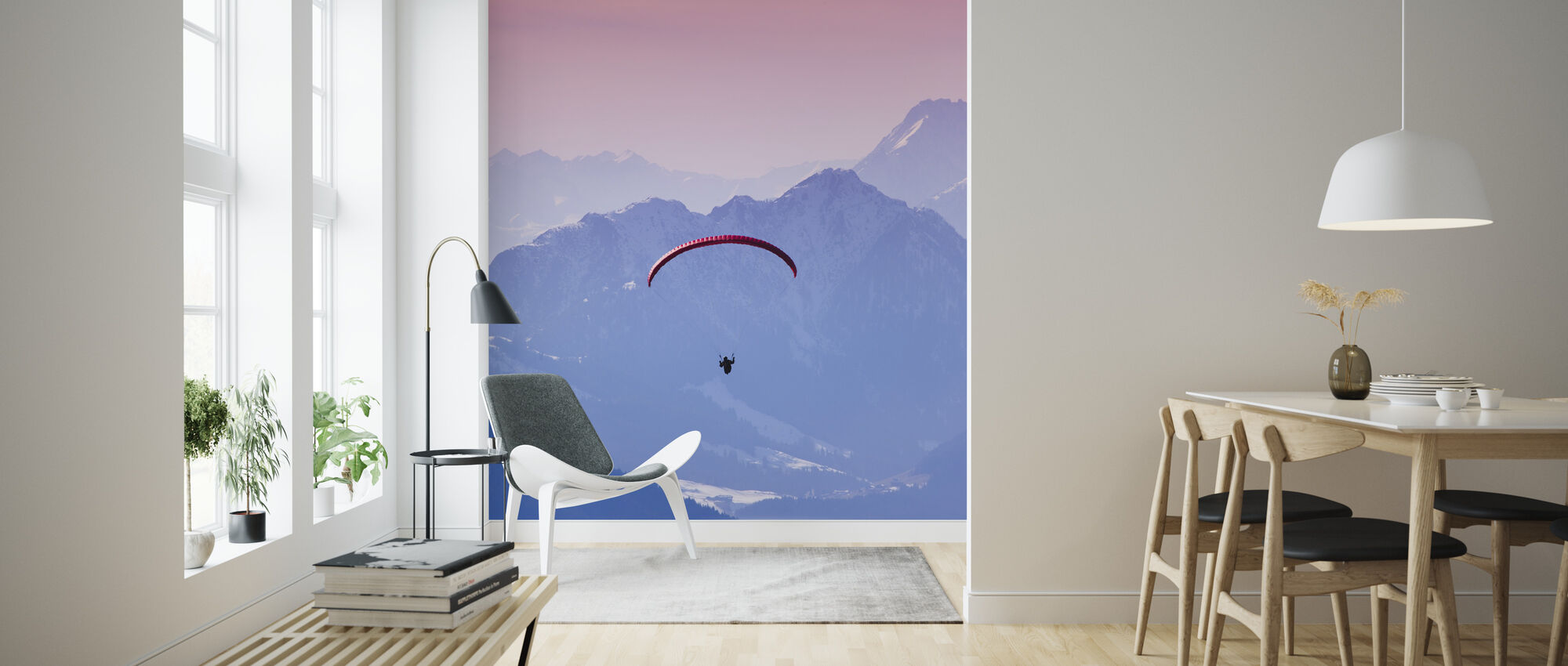 Kite in Hopfgarten, Austria - Wallpaper - Living Room