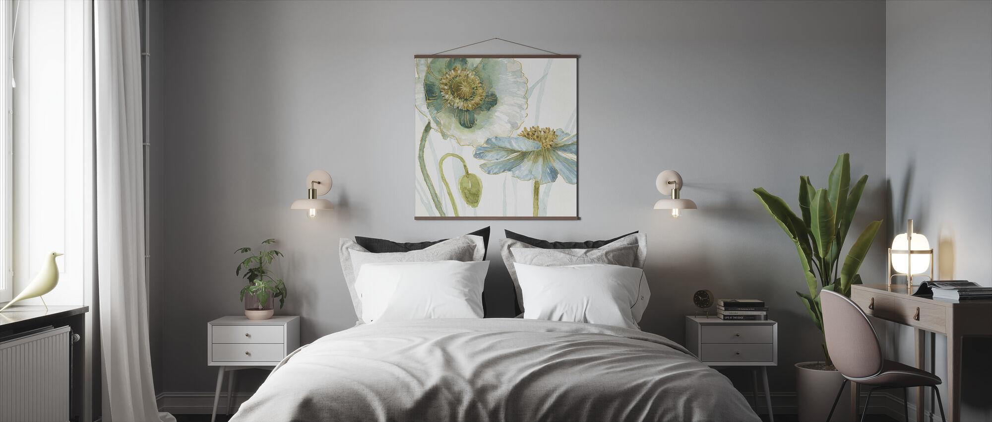 Min Växthus Blommor 4 - Poster - Sovrum