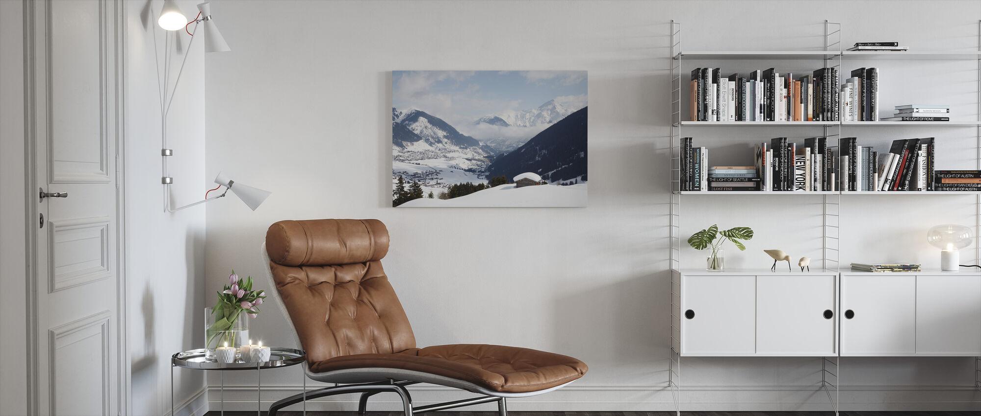 Andermatt, Switzerland - Canvas print - Living Room