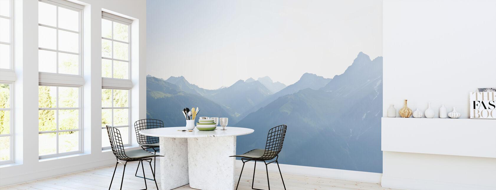 Vorarlberg, Austria - Tapet - Kjøkken