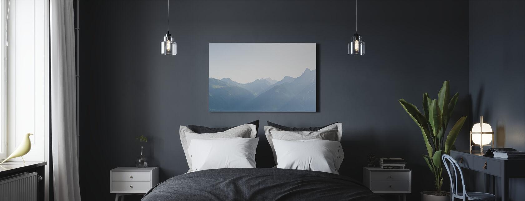 Vorarlberg, Austria - Canvas print - Slaapkamer