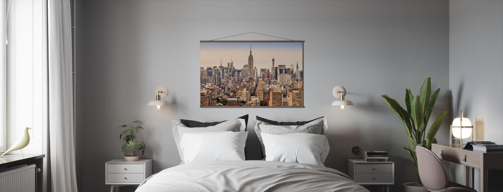 New York Midtown - Plakat - Soverom