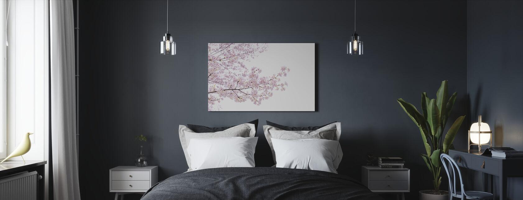 Divine Cherry Blossoms - Canvas print - Bedroom