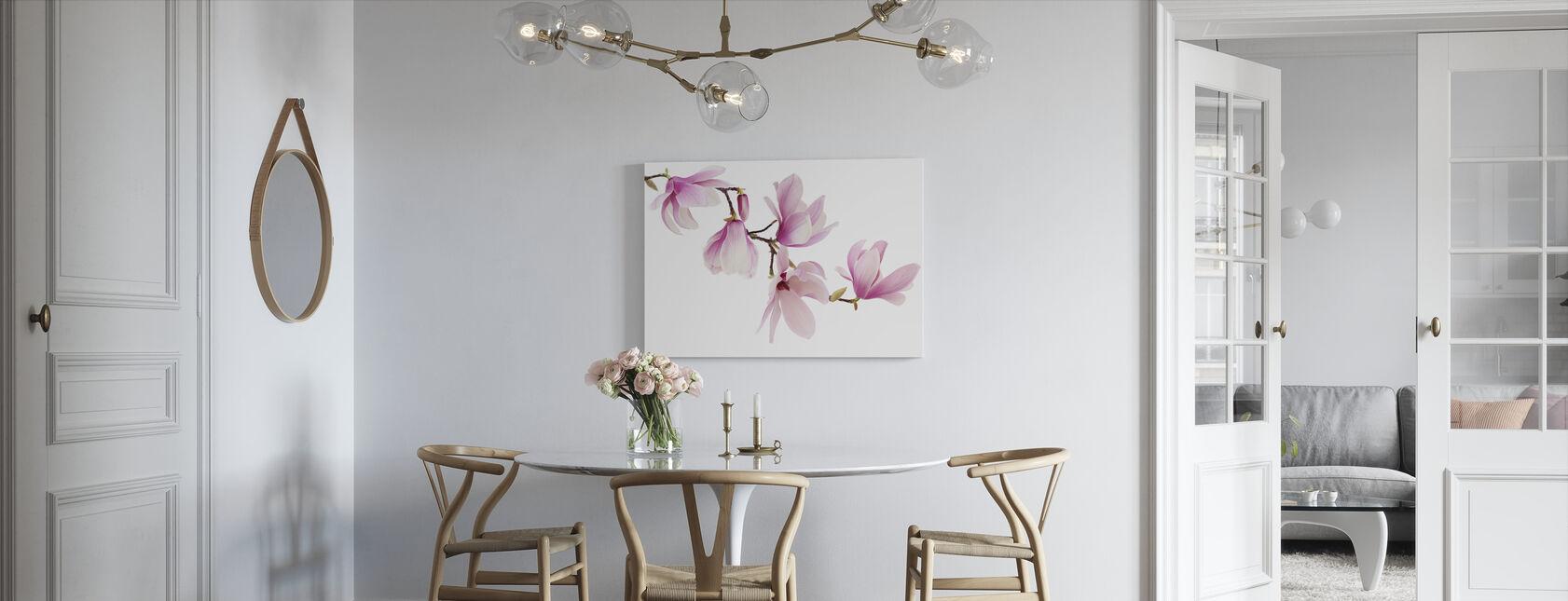 Spring Magnolia - Canvas print - Kitchen