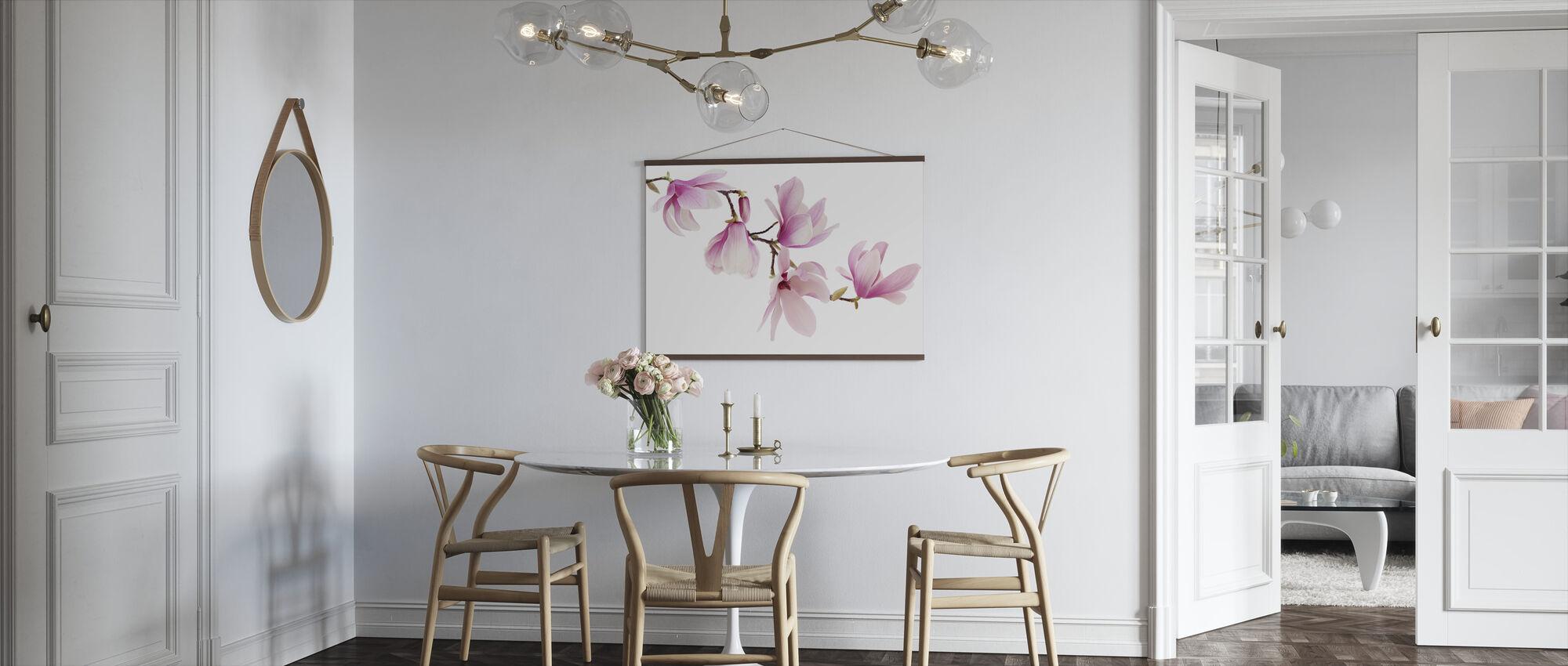 Spring Magnolia - Poster - Kitchen
