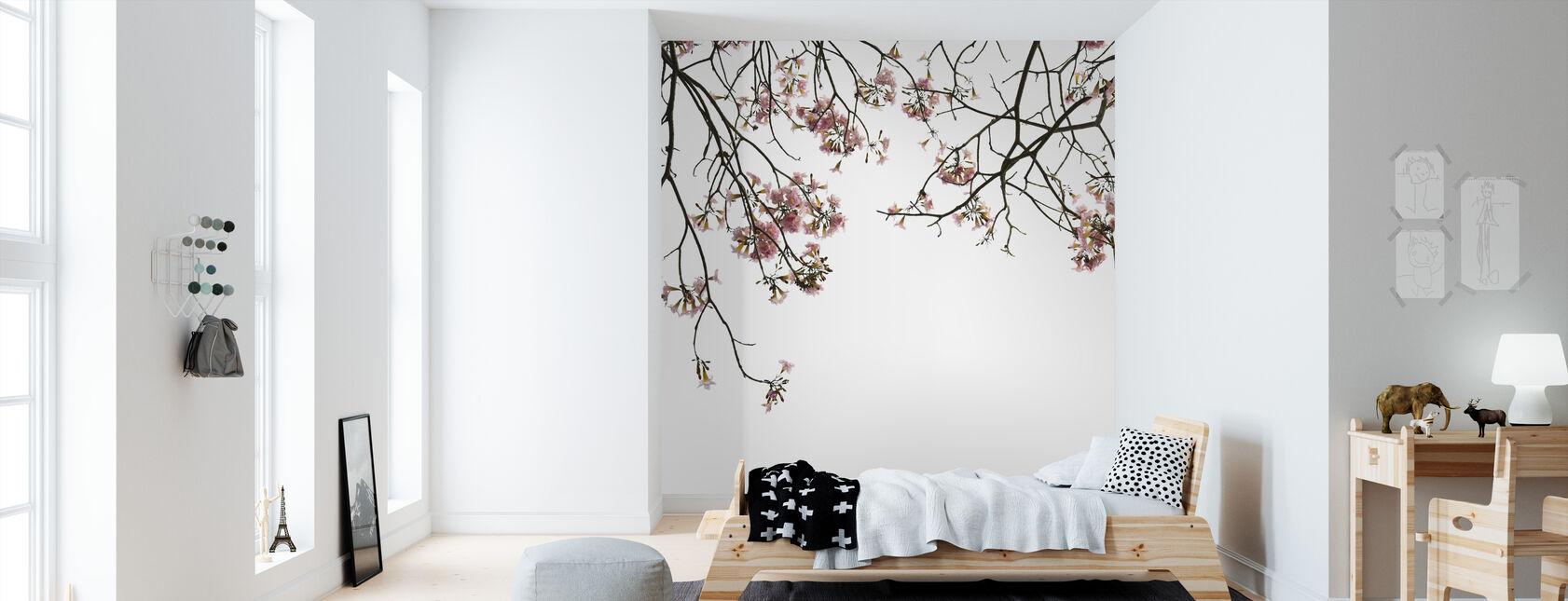 Cherry Takken - Behang - Kinderkamer