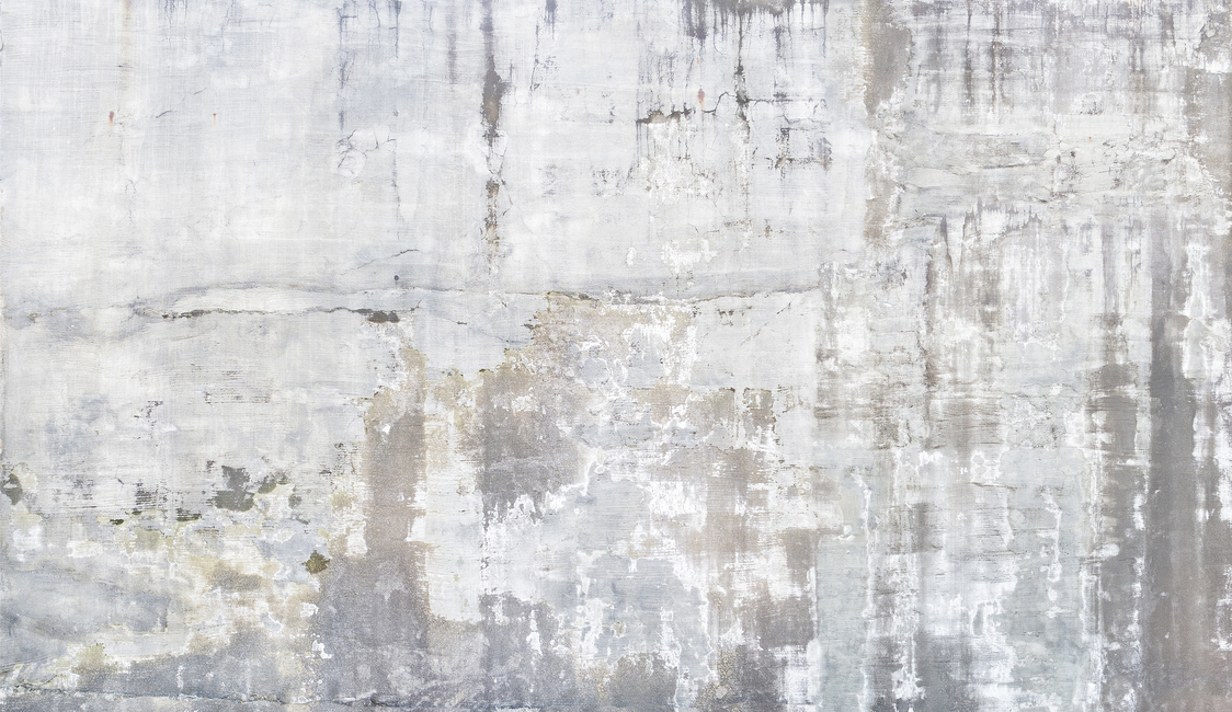 Weathered Concrete Wall Fototapeter & Tapeter 100 x 100 cm