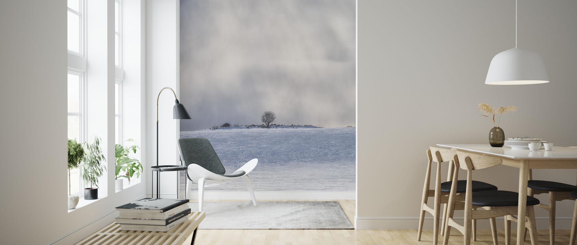 Kylmä Horizon - Tapetti - Olohuone