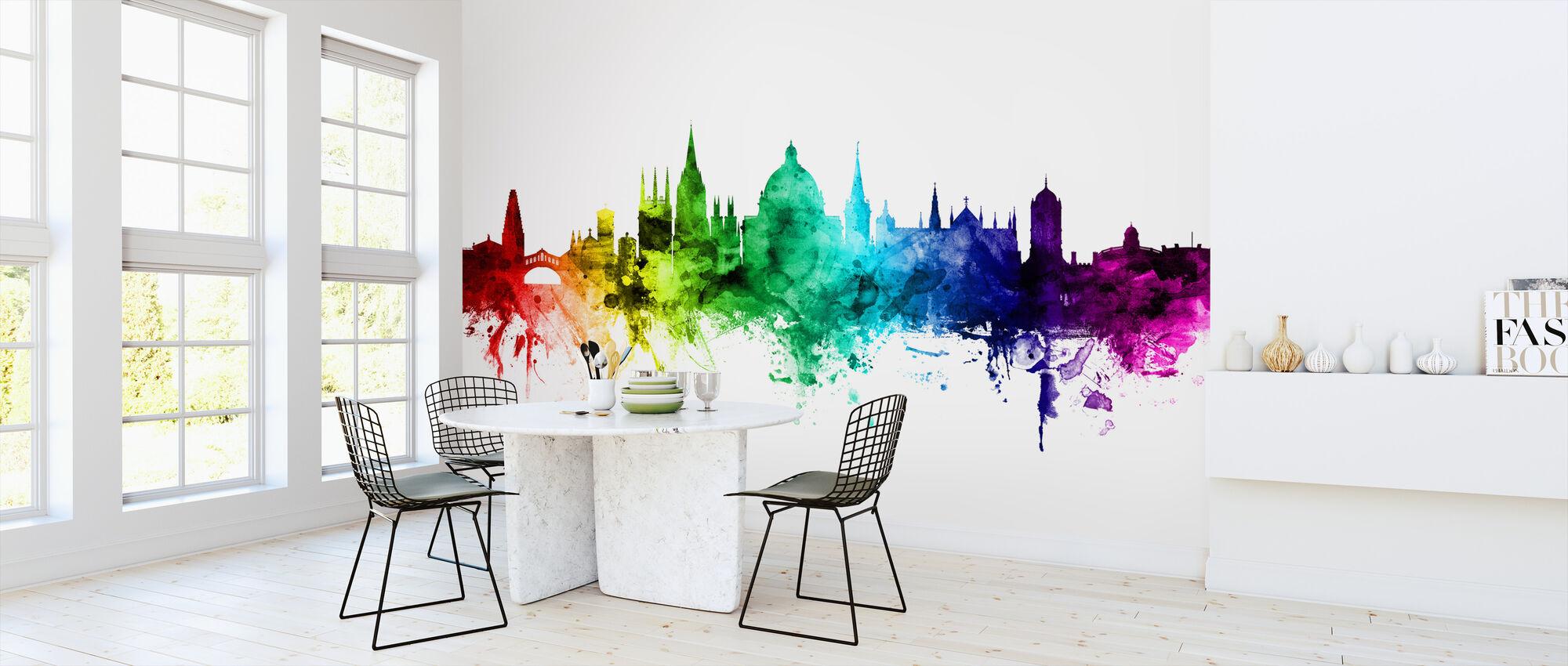 Oxford Skyline Rainbow - Wallpaper - Kitchen
