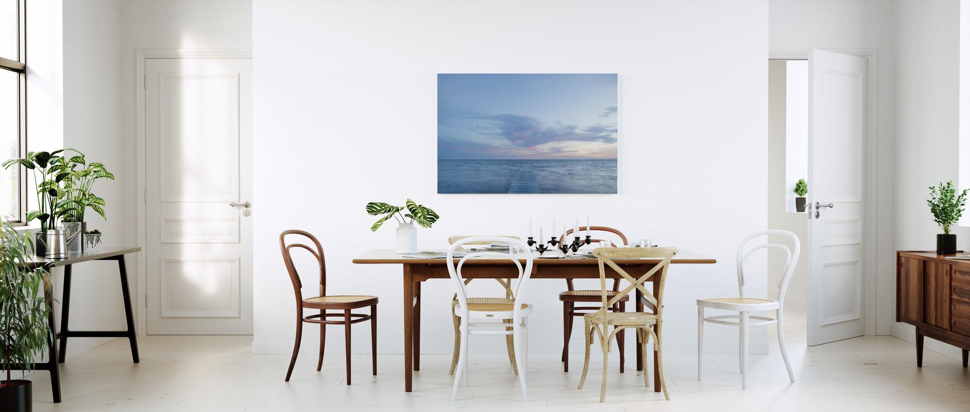 Västerstadsviken, Sweden - Canvas print - Kitchen