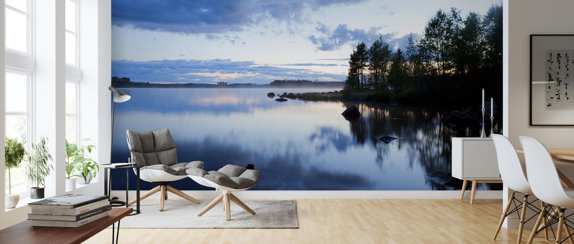 Venjan i Dalarna, Sverige, Europa - Tapet - Vardagsrum