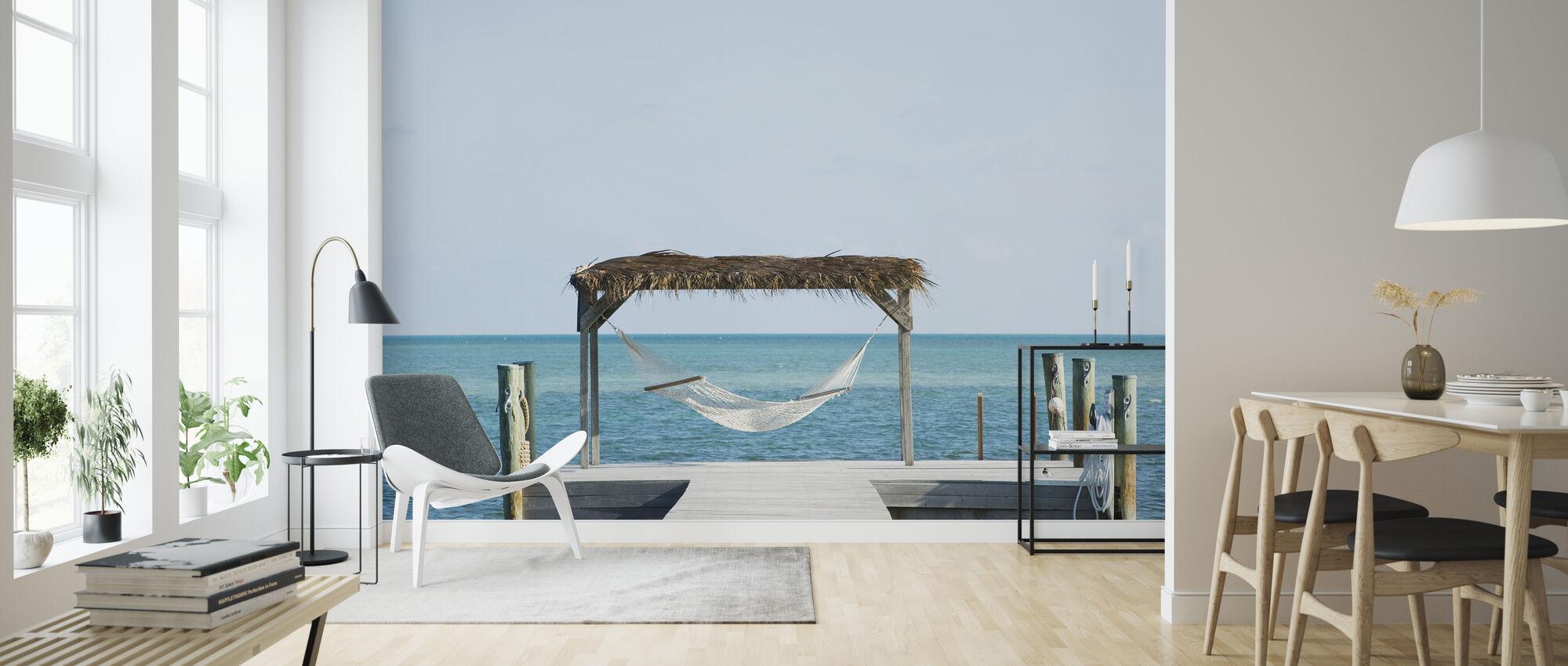 Florida Boardwalk,USA - Wallpaper - Living Room