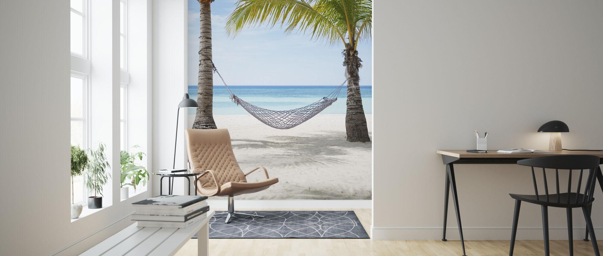 Hammock Vacation, Bohol Philippines - Wallpaper - Living Room