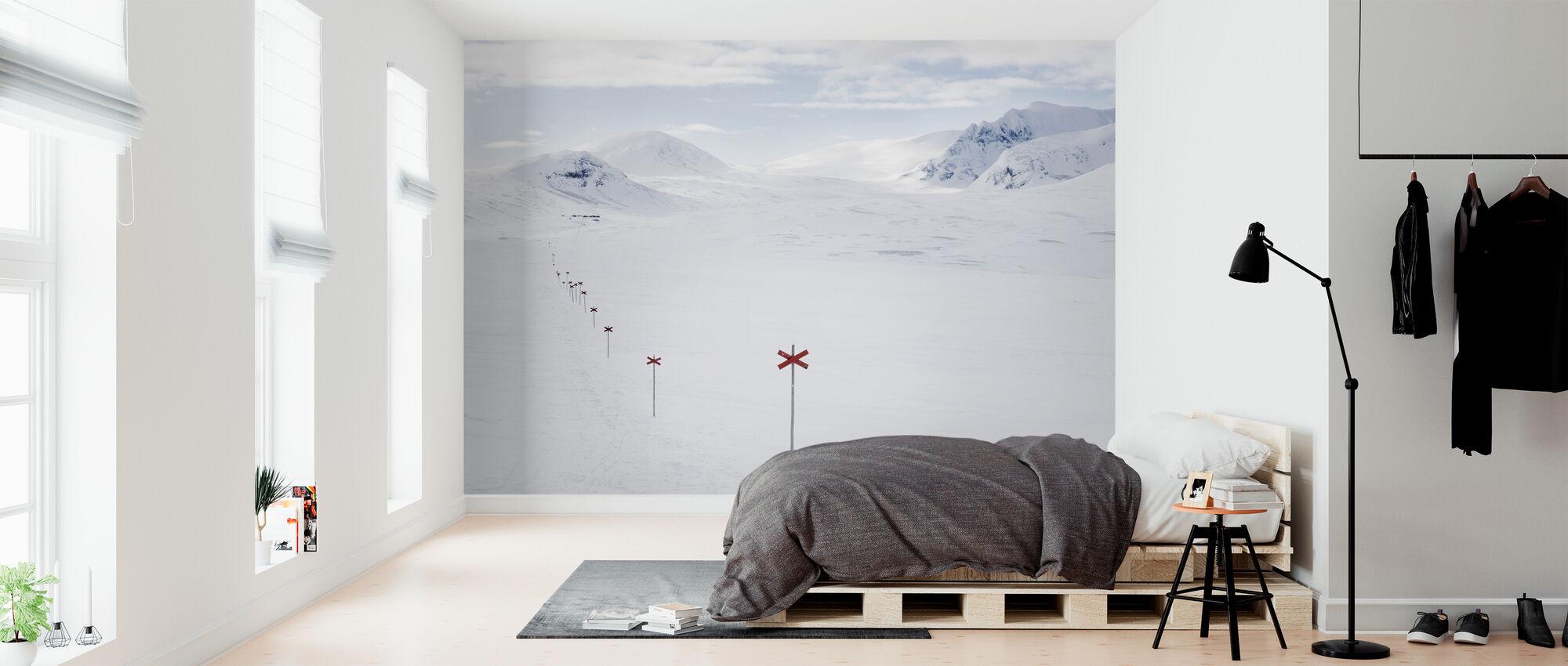 Hiking Trail in Sylarna, Sweden - Wallpaper - Bedroom