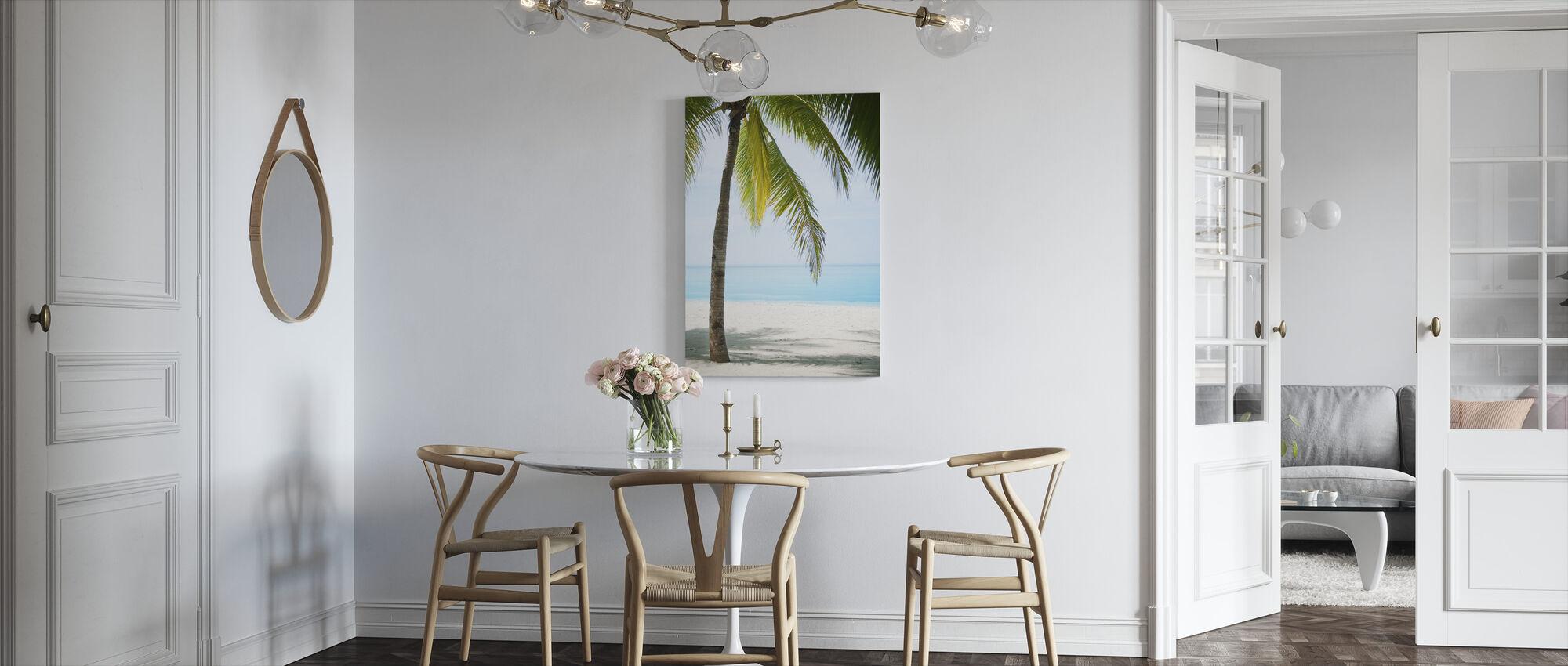 Palm Tree, Bohol, Filippiinit - Canvastaulu - Keittiö
