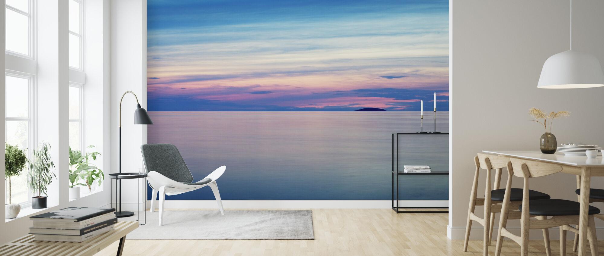 Swedish Summer Horizon, Öland - Wallpaper - Living Room