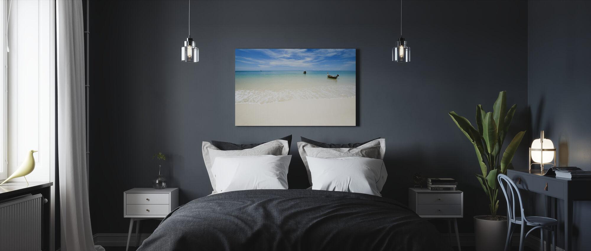 Thailand Fishing Boat - Canvas print - Bedroom