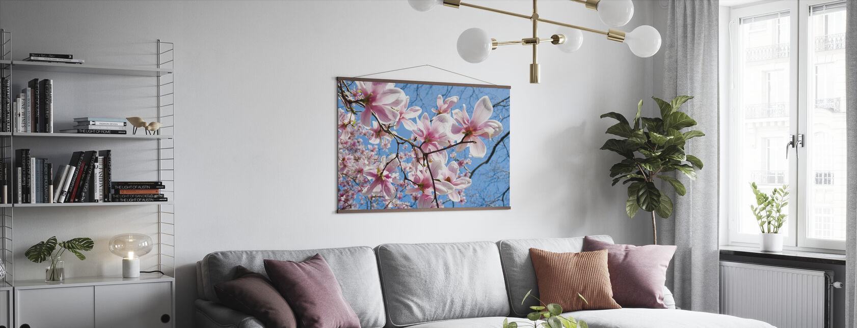 Manhattan Magnolia - Plakat - Stue