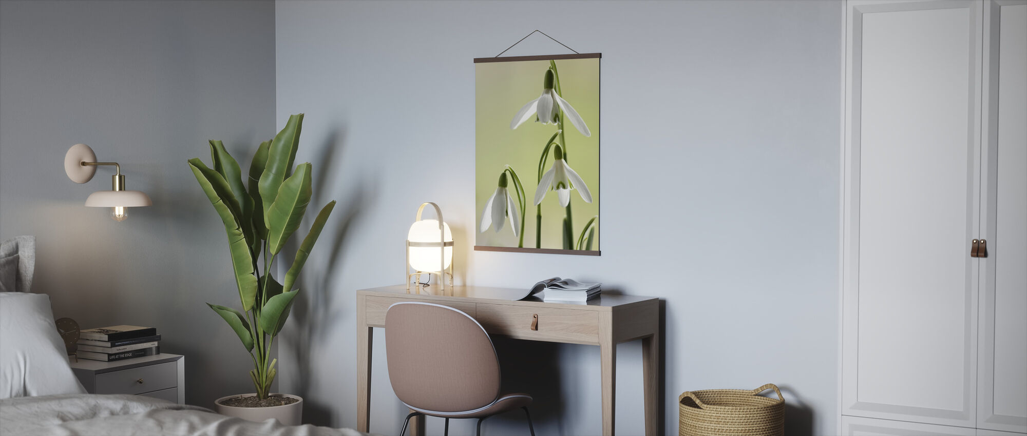 Snowdrop - Poster - Office