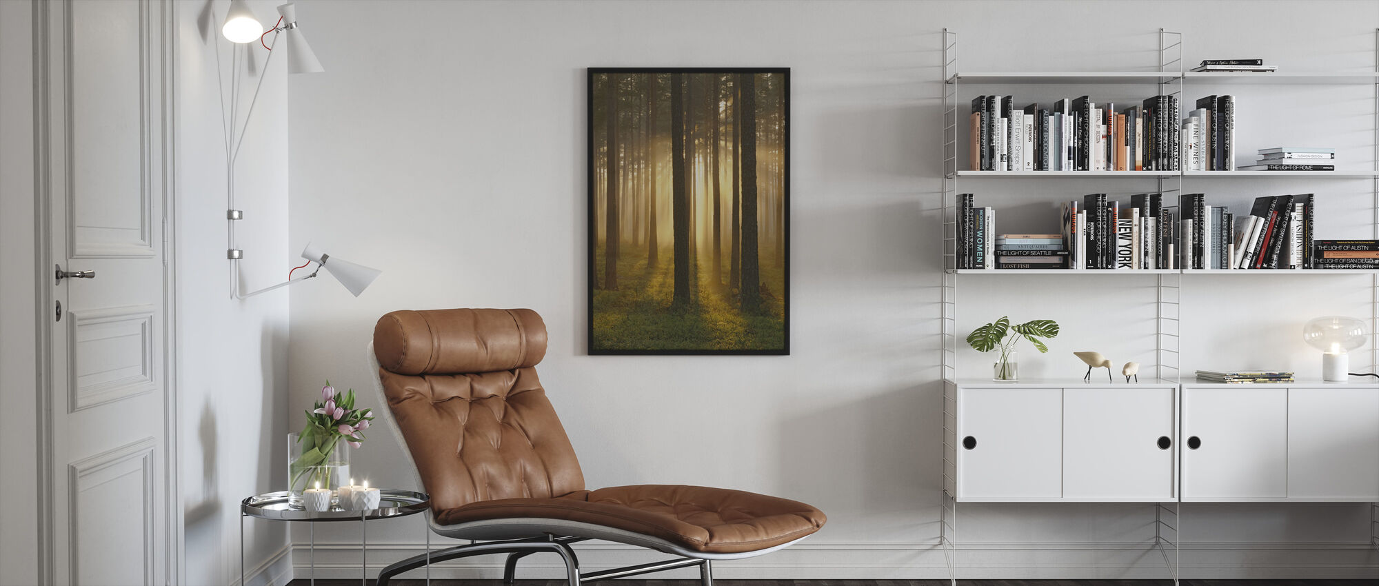 Morning has Broken - Framed print - Living Room