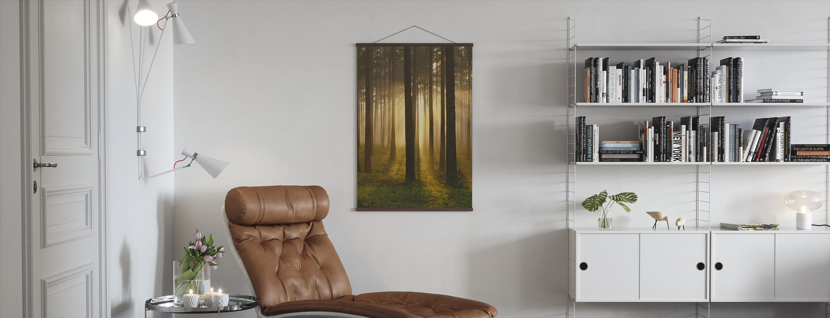Morning has Broken - Poster - Living Room
