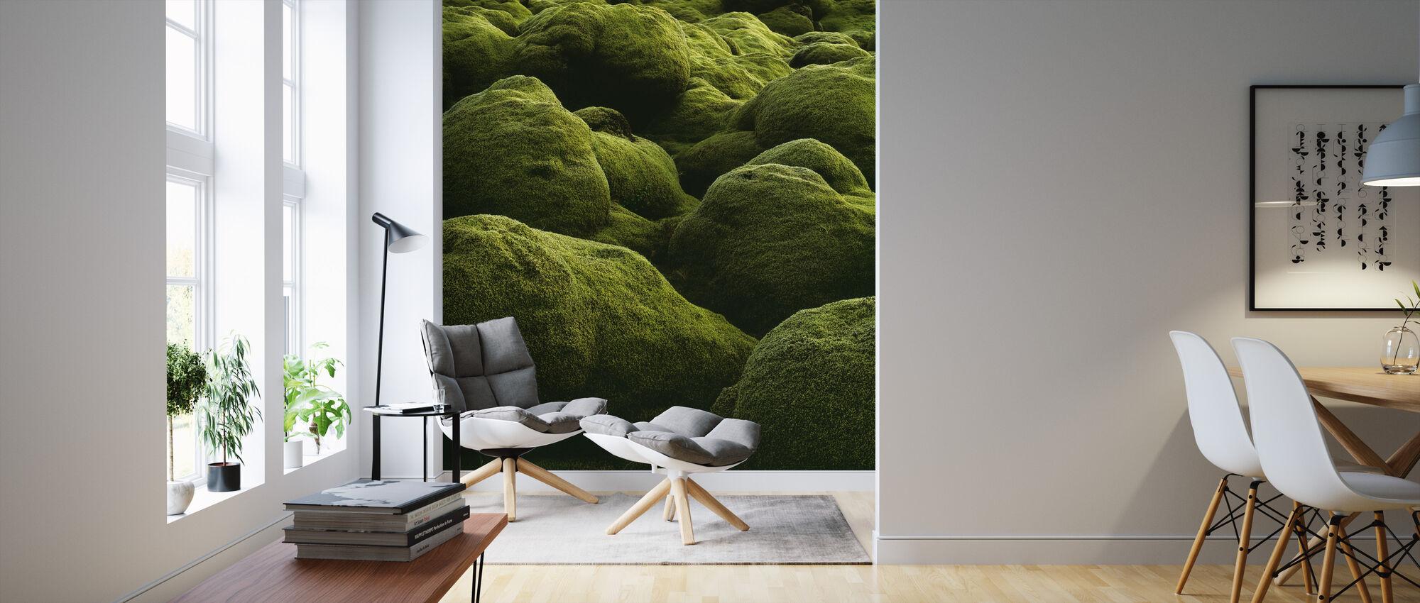 Stones of Iceland - Wallpaper - Living Room