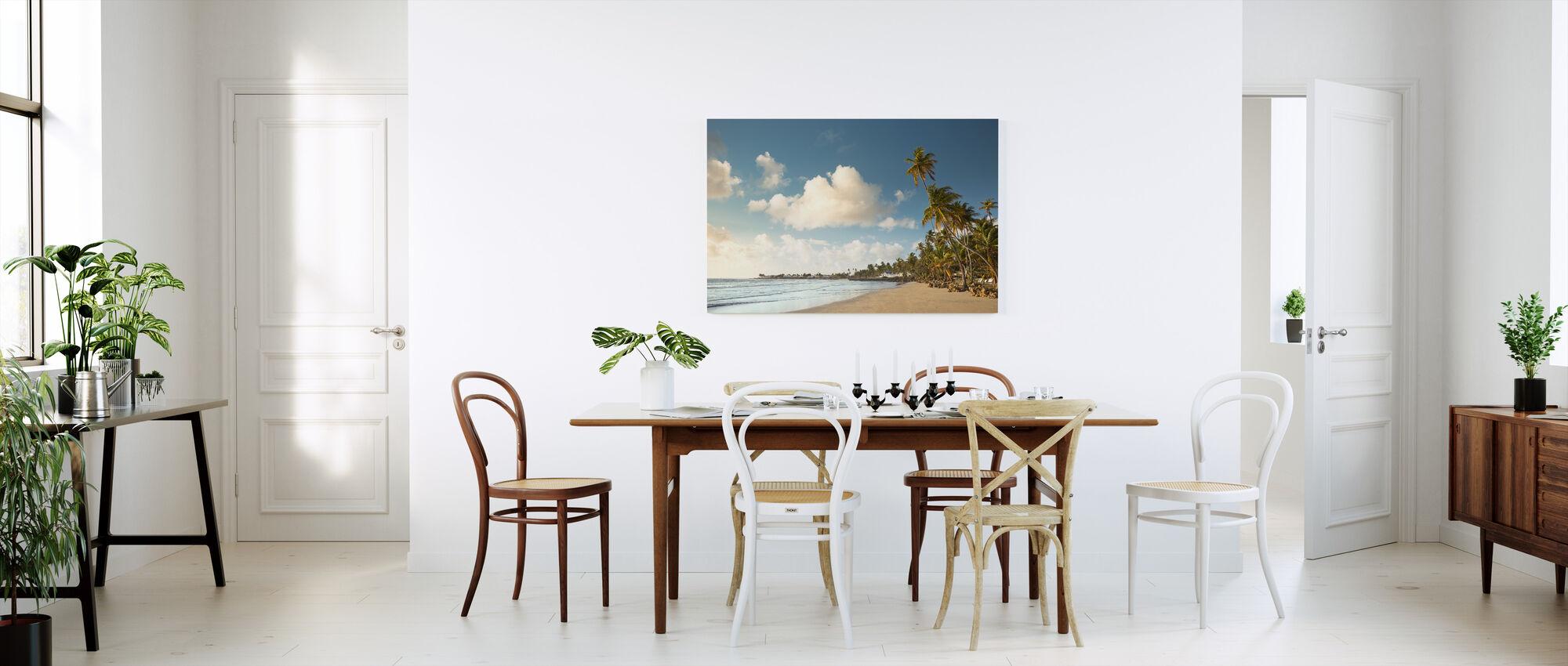 Trinidad och Tobago - Canvastavla - Kök