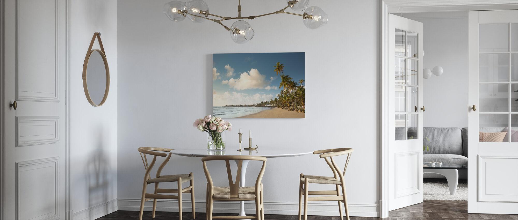 Trinidad and Tobago - Canvas print - Kitchen
